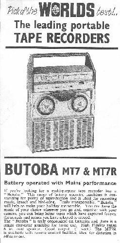 MT7 Werbung
