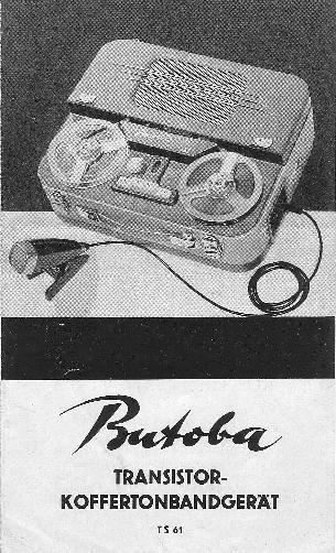 TS61 Broschüre